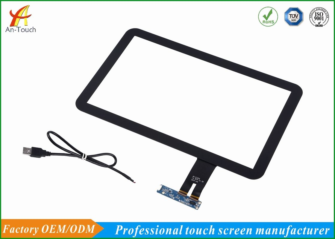 Medical USB Touch Screen Panel 15.6 Inch 344.23*193.54mm Module View Area