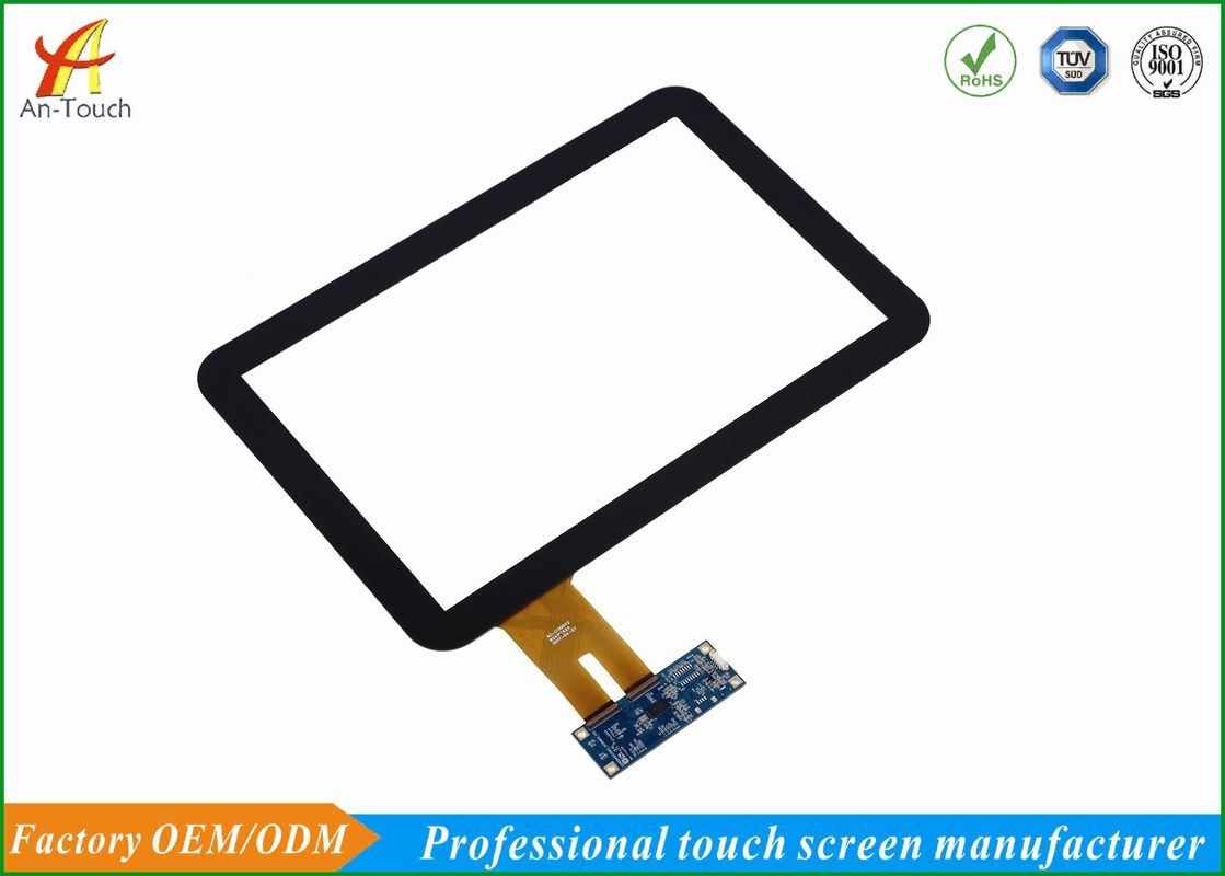 12.1 Inch Tablet Pc Touch Screen Replacement Multi Touch For Windows System
