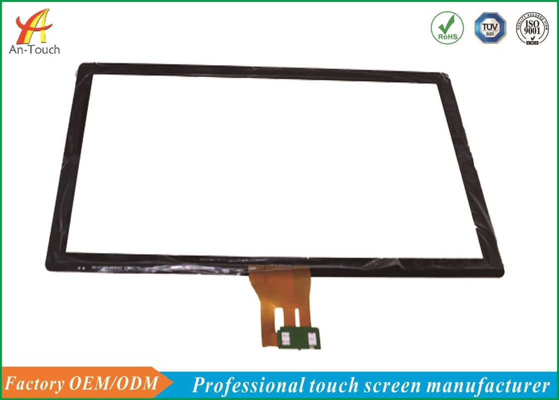 Large Custom Capacitive Touch Panel 43 Inch With ILITEK IC Controller